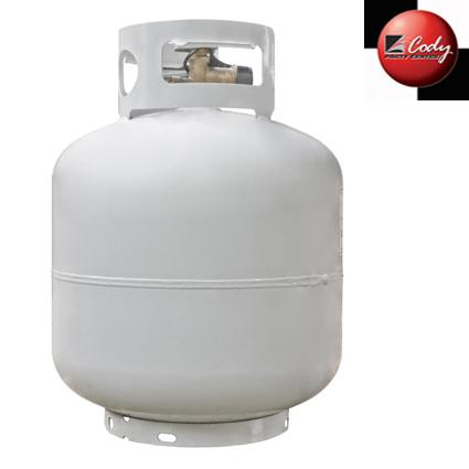 BBQ - Filled Propane Tank (not incl. in BBQ rental) at Cody Party Store & Rentals
