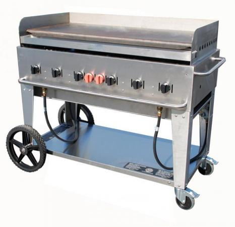 BBQ - Propane - 3 ft at Cody Party Store & Rentals