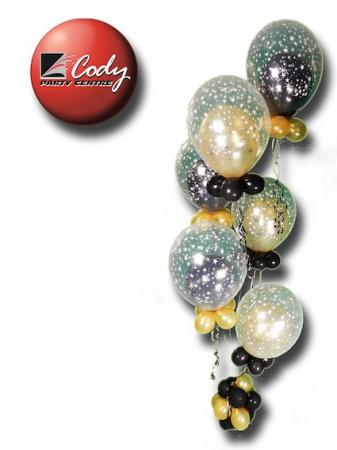 Double Dazzler Bouquet at Cody Party Store & Rentals