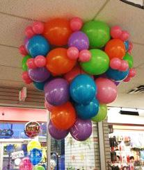 Link-O-Loon Balloon Chandelier at Cody Party Store & Rentals