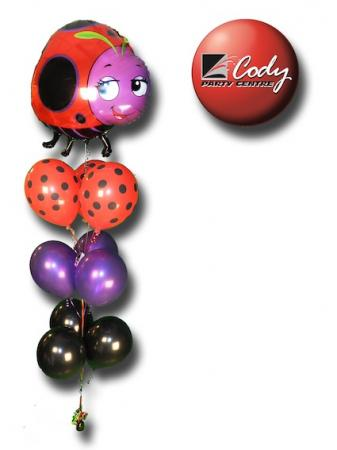 Ritzy Glitzy Bouquet at Cody Party Store & Rentals