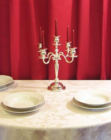 Candelabra 5 Arm-11 inch at Cody Party Store & Rentals