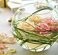 Centerpiece Rose Bowl 10 inch at Cody Party Store & Rentals