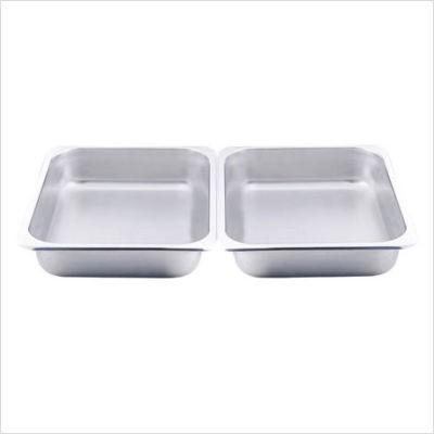 Chafing Dish Extra Food Pan - One 1/2 Pan at Cody Party Store & Rentals