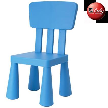 Kids Chair at Cody Party Store & Rentals