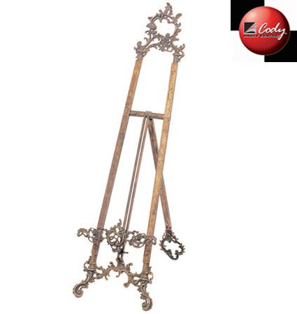Easel - Antique at Cody Party Store & Rentals