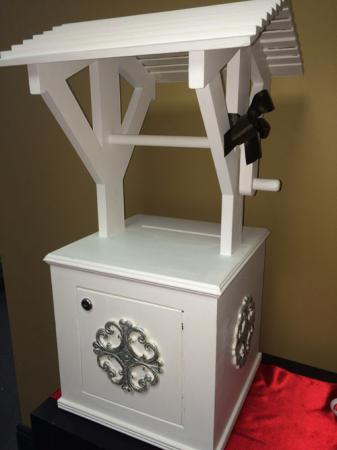 Wishing Well at Cody Party Store & Rentals