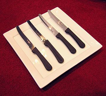 Knife - Steak at Cody Party Store & Rentals