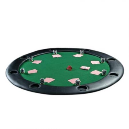 Poker Table Top Collapsable-not exactly as shown at Cody Party Store & Rentals