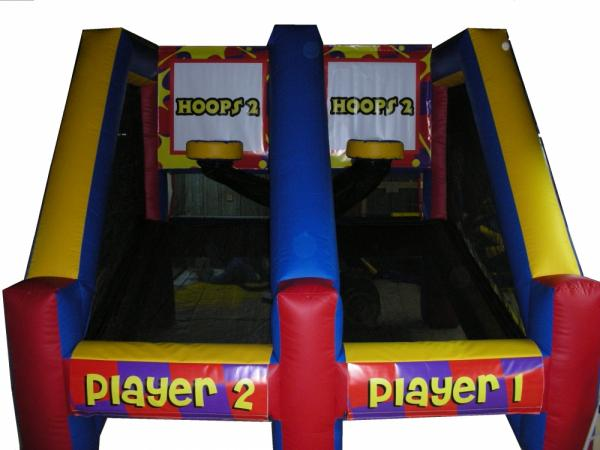 Inflatable Game - Hoops 2 at Cody Party Store & Rentals