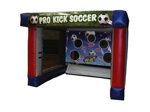 Inflatable Game - Pro Kick Soccer at Cody Party Store & Rentals