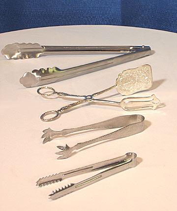 Tongs-Serving-Stainless Steel at Cody Party Store & Rentals