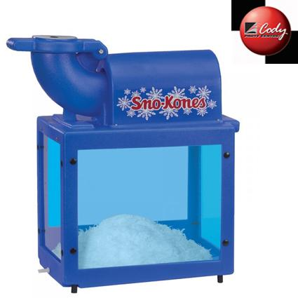 Snow Cone Machine at Cody Party Store & Rentals