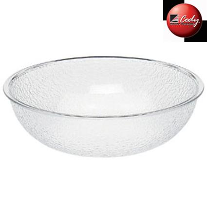 Salad Bowl - Plastic 10 inch at Cody Party Store & Rentals