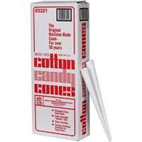 Cotton Candy Cones 50 (Airdrie) at Cody Party Store & Rentals