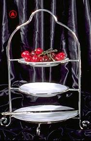 Cake Stand - 3 tier at Cody Party Store & Rentals