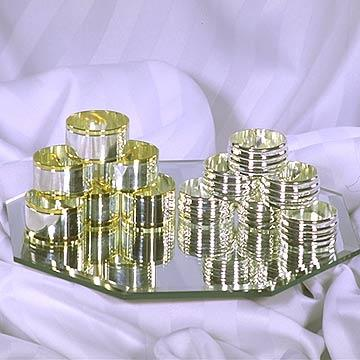 Napkin Ring-Silver at Cody Party Store & Rentals