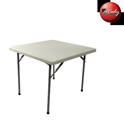"""Table Square 36"""" Wide X 30"""" High at Cody Party Store & Rentals"""