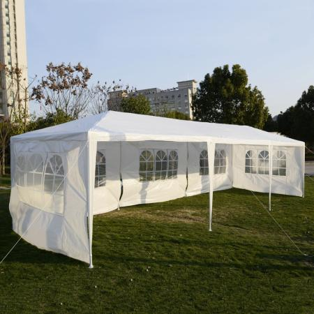 Tent 10 x 30 Frame at Cody Party Store & Rentals