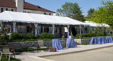 Tent 10 x 80 Frame at Cody Party Store & Rentals