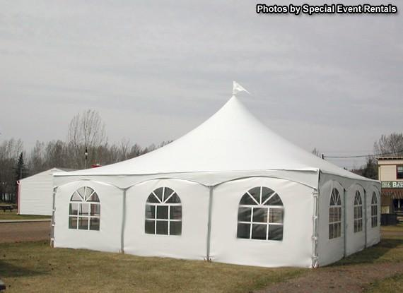 Tent 30x30 Frame at Cody Party Store & Rentals