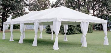 Tent 20 x 40 Frame at Cody Party Store & Rentals