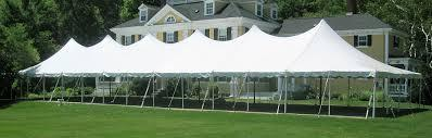 Tent 20 x 80 Frame at Cody Party Store & Rentals