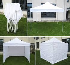 Tent Pop Up  10 x 10 at Cody Party Store & Rentals